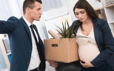 Fui demitida e descobri que estou grávida: O que posso fazer?